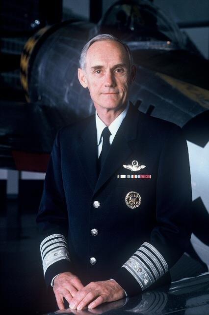 General Merrill McPeak, USAF Chief of Staff