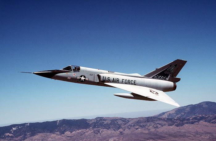 F-106 Delta Dart, Worlds Fastest Single Engine Aircraft