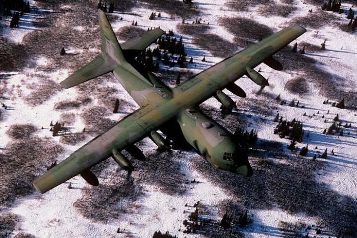 HC-130P 210th Rescue Squadron, Alaska Air National Guard