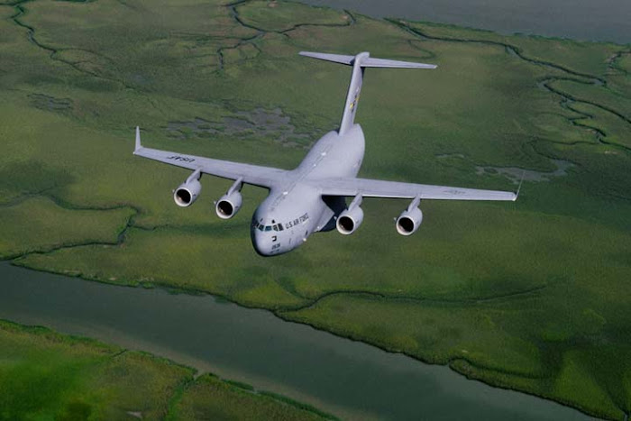 C-17 Globemaster III, 17th Airlift Squadron, Charleston AFB, SC