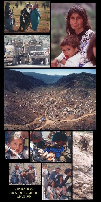 Operation Provide Comfort 1991