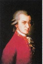 Mozart havia de dar voltas no túmulo...