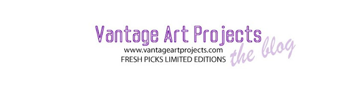 VANTAGE ART PROJECTS BLOG