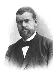Felizmente MAX WEBER DESENCANTOU O MUNDO...