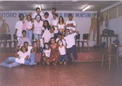 REGISTRO DE OFICINA NO CARIRI - 2000