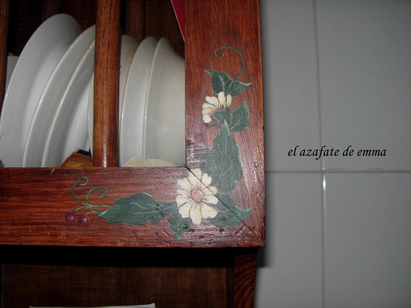 El azafate de emma mi armario platero for Armario platero cocina