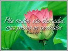 Mateus 22:14