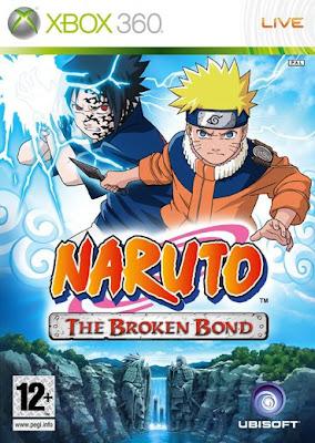 17/12/08 NARUTO: THE BROKEN BOND Naruto