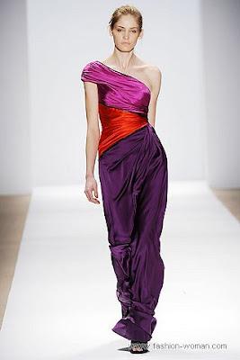 carlos miele osen zima 2010 2011 3 Вечірні сукні (фото). Вечірні плаття від знаменитих Будинків Мод