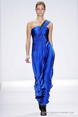 carlos miele osen zima 2010 2011 6 Вечірні сукні (фото). Вечірні плаття від знаменитих Будинків Мод