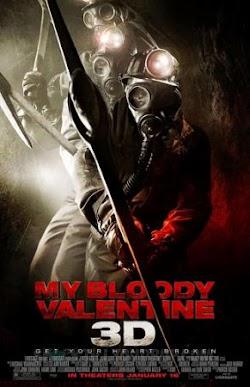 Kỳ Valentine Đẫm Máu - My Bloody Valentine (2009) Poster