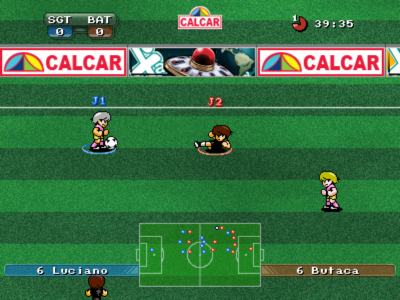 Garra Futbol Uruguay XO Planeta CAlcar Ceibal Descargar Juego