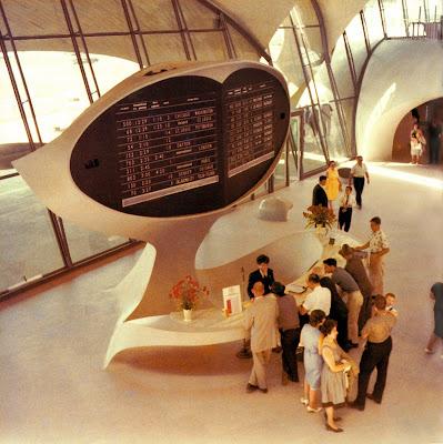 JFK Airport Ero Saarinen