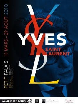 Yves Sain Laurent au Petit Palais