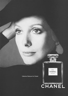 Catherine Deneuve par Richard Avedon (1972)