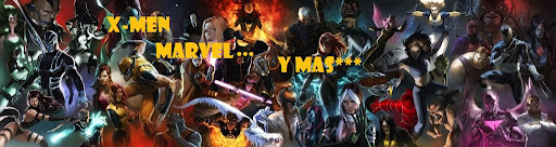 X-MEN... MARVEL Y MAS