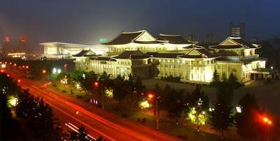 Pyongyang de noche 05
