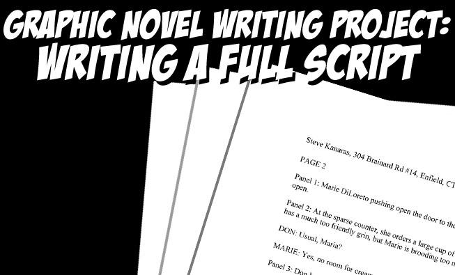 novel writing project