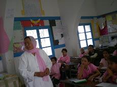 Mme hayet, Le sourire de l'école! maîtresse d'arabe des 5ème!