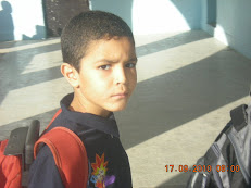 Moncef en sa première année