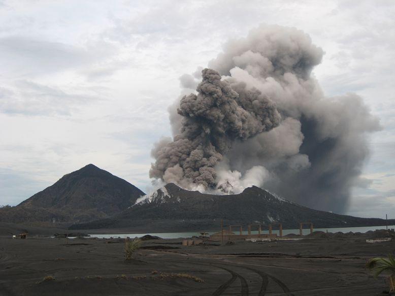 eruzione del 1994