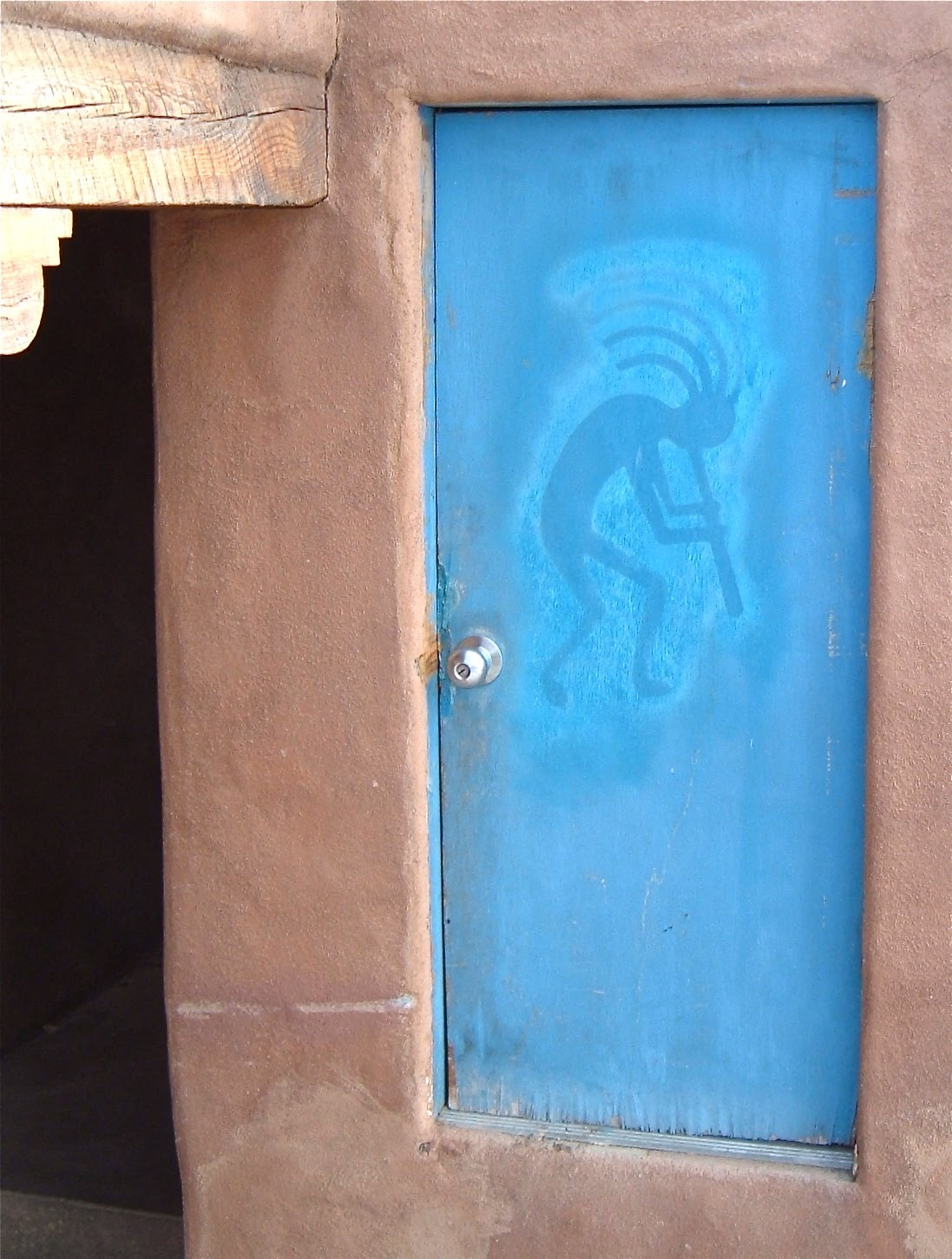 Two Graces Taos \u201cThe Secret of Taos Blue Doors\u201d Robert Cafazzo (copyright 2011) & Two Graces Taos: \u201cThe Secret of Taos Blue Doors\u201d Robert Cafazzo ...