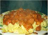 Crock Pot Hungarian Goulash