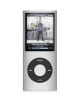 Apple iPod nano 8 GB Silver 4th Generation