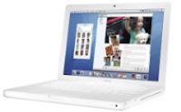 Apple MacBook MA700LL/A 13.3 inch Laptop (2.0 GHz Intel Core 2 Duo, 1 GB RAM, 80 GB Hard Drive, SuperDrive) - White