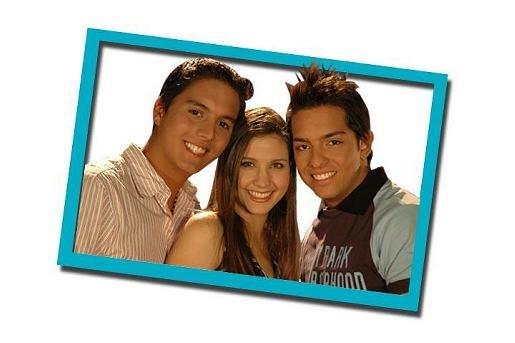 """Jorge,Adriana y Luciano"""