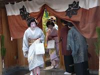 京舞井上流は二世紀の歴史を持つ