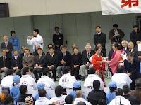 惜しくも三位だった神戸市チーム