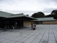 京都迎賓館の表玄関