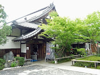 東福寺塔頭の天得院入口