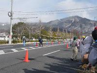 比叡山には雪が・・・