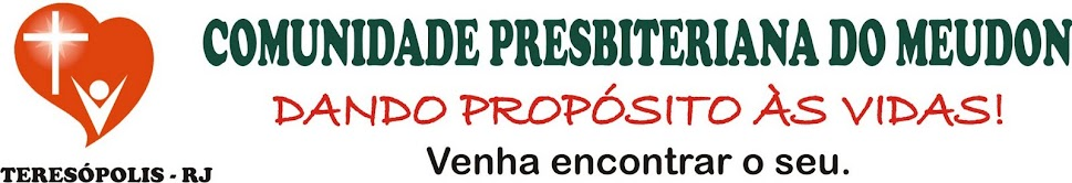 CONGREGAÇÃO PRESBITERIANA DO MEUDON