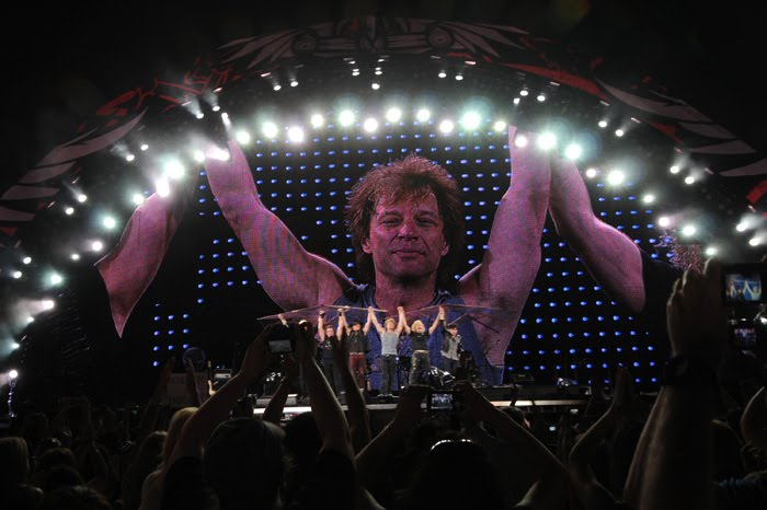 Prairie Story: Bon Jovi: Live Before You Die