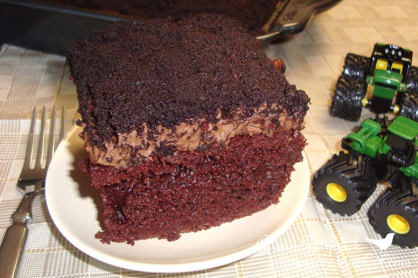 Prairie Story Dirt Cake