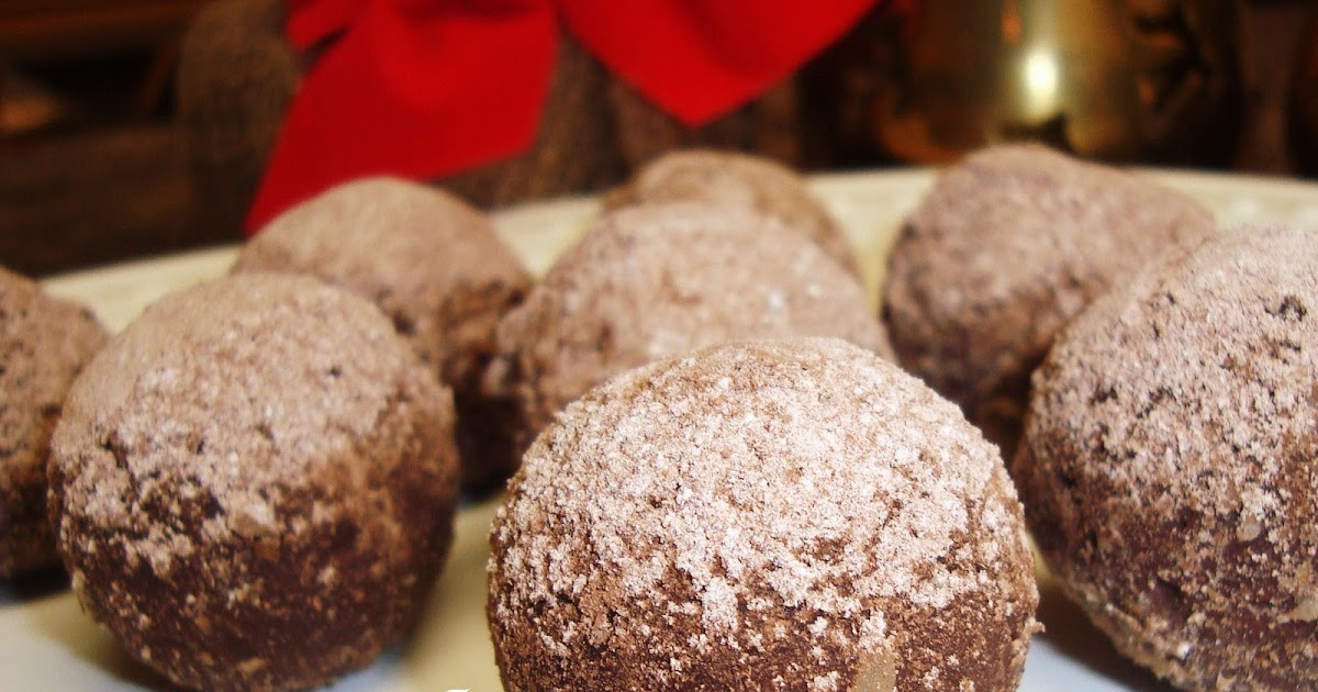 Prairie Story: Chocolate Hazelnut Truffles