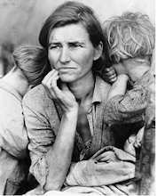 Photographer's I love - Dorothea Lange