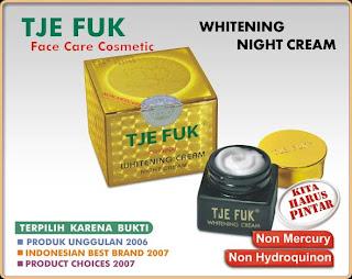 Kualitas TJE FUK Whitening Day Cream Telah Kami Buat Dengan Standar Negara Jepang Selalu Menggunakan Micrones Powder Dan