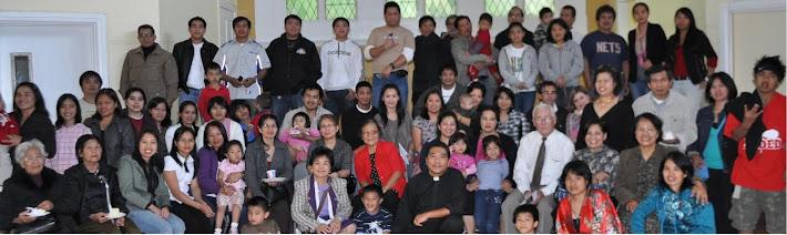 SAN LORENZO RUIZ ANGLICAN CHURCH