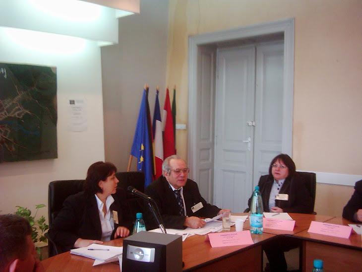 Conducerea executiva a LDICAR-EUROPA