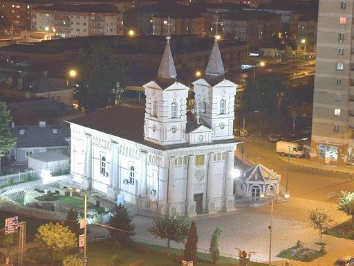 Biserica Sfantul Neculai din orasul Bacau