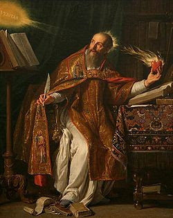 """The Confessions"" by St. Augustine"