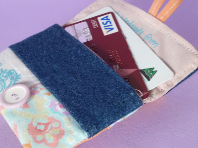 Martha Credit Card Holder