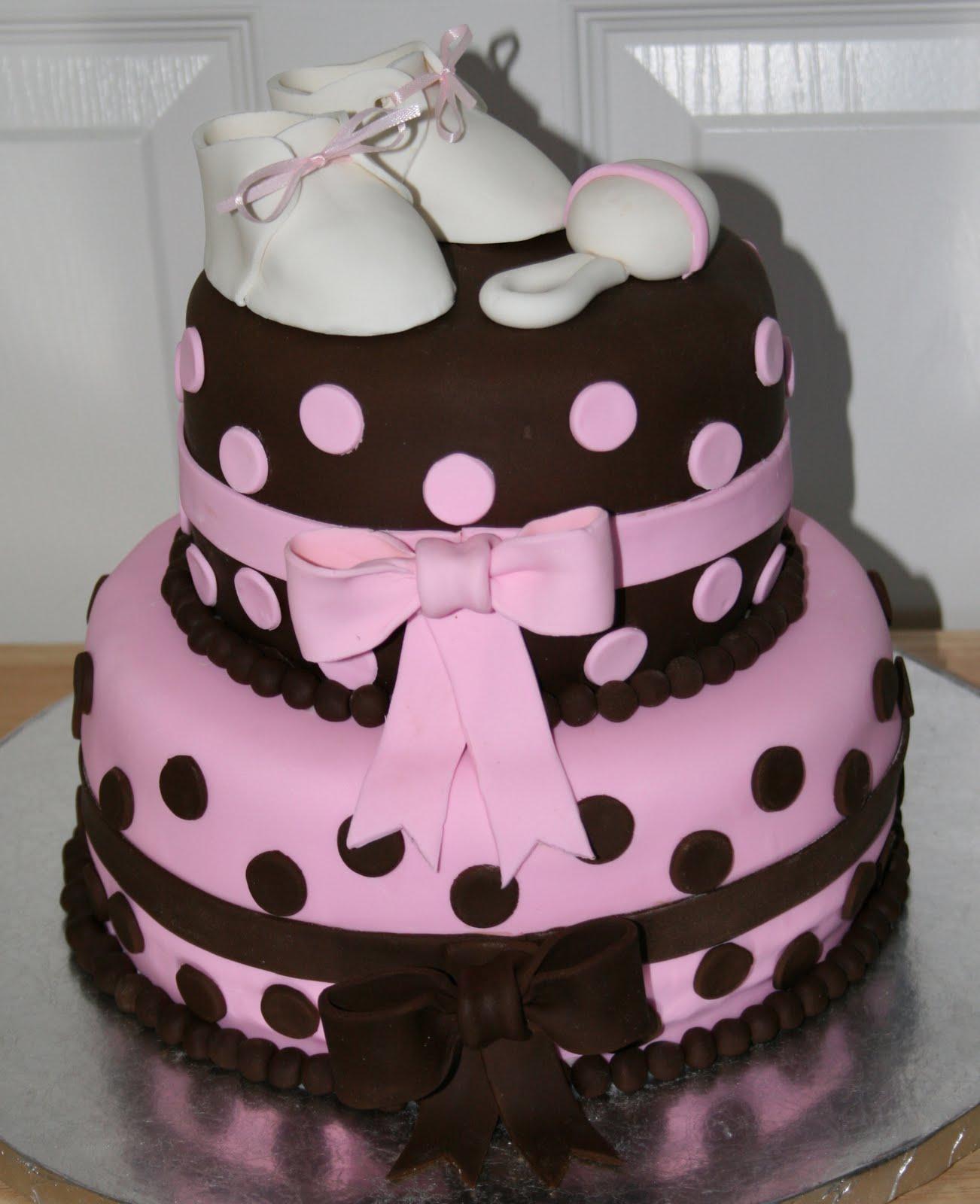 Baby Shower tortas