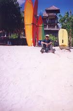 Simkuring nuju pelesir di Bali
