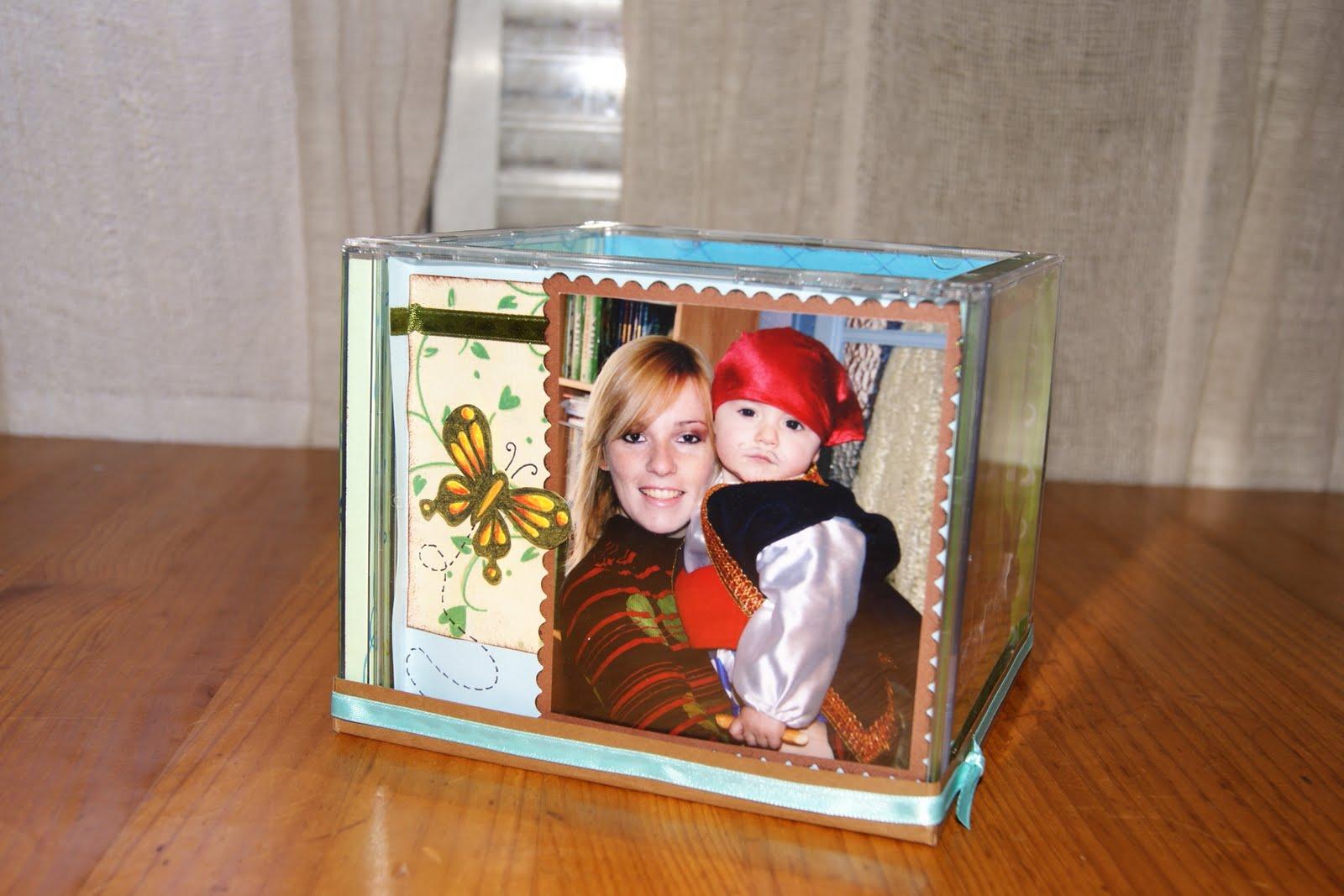 Lady scrapy cubo cd for Cajas de herramientas vacias