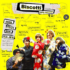 2009/05/31(日) Biscotti -early summer- @名古屋 JB's